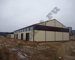 Логистический комплекс из двух зданий (Солнечногорск МО, 2014)19