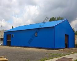 Производственное здание 20х30 (Лыткарино МО, 2015)79